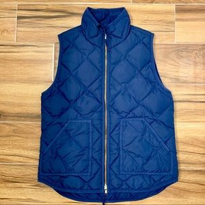 Women's J.Crew Quilted Puffer Vest